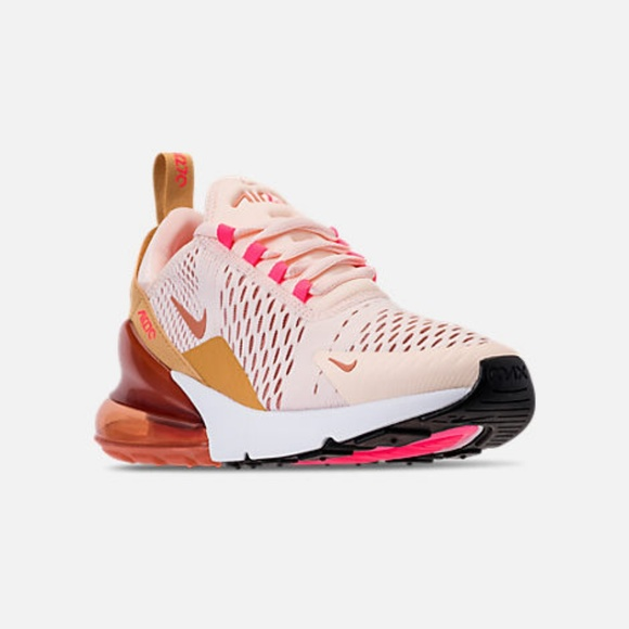 Nike Air Max 270 AH6789 801 Womens Running Shoes GUAVA ICETERRA BLUSH RACER PINK Top Deals
